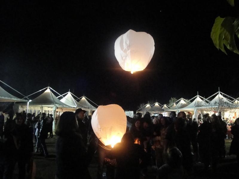 lanternes volantes appietto