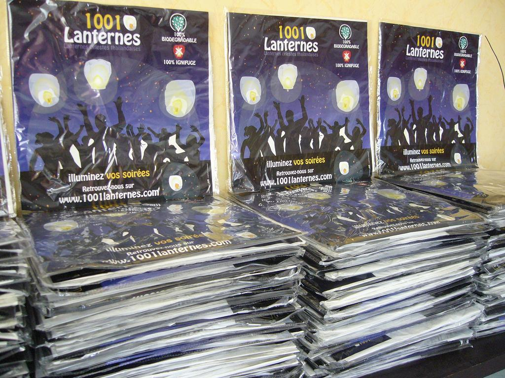 L 39 importance de la qualit 1001lanternes - Construire une lanterne volante ...
