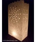 Pack de 10 lanternes de jardin modèle Soleil